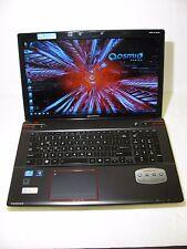 Toshiba Qosmio X870, Intel Core i7-3610QM 2.3GHz/16GB/120GB SSD + 500GB/3DWebCam