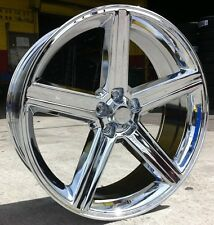 "22"" INCH IROC WHEELS ONLY CHEVELLE CAMARO SKYLARK BEL AIR NOVA CUTLASS REGAL"