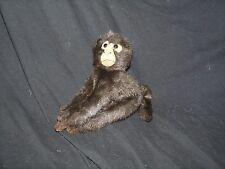"Russ Berrie Ramon Brown Monkey Plush Stuffed Animal 9"""