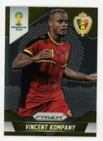 2014 Panini Prizm World Cup #19 VINCENT KOMPANY Belgium SOCCER CARD
