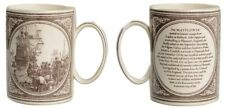 New In Box The Mayflower, Wedgwood Mug, 350th Anniversary Etruria & Barlaston