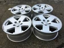 """Set of OEM factory 18"""" Jeep rims wheels in good used condition 8/10"""