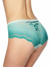 CULOTTE HIPSTER SHORT M&S JADE MIX - XL UK 14 - EUR 42 THE BRAZILIAN BRIEF GREEN