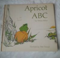 APRICOT ABC by Miska Miles Vintage 1969 Children's Hardcover Book