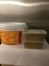 BARGAIN CHIP SHOP MAYFLOWER CHINESE STYLE CURRY SAUCE MIX 1kg