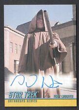 STAR TREK TOS 40th ANNIVERSARY SERIES 2 Autograph Card #A173 SID HAIG