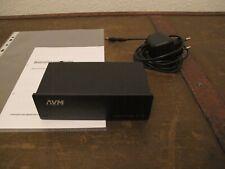 AVM Evolution P2 Phonovorstufe Phonostage in schwarz