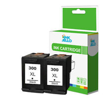 Remanufactured 2 Black Ink Cartridge For HP 300XL F4210 F4213 F4235 F4240 F4272