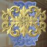 Dekor Stuck Verzierung Silikonform Ornament Relief Deckenverzierung rosste (171