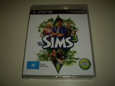 The Sims 3 (PS3 PlayStation 3, 2010) Brand New, Sealed, Australian Version