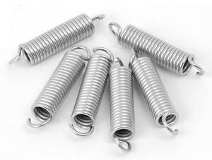 "3"" Springs for Trampoline/Daybed/Rollaway Bed/Recliner/Sofa Chair - Set of 6"