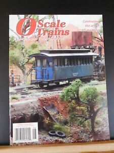 O Scale Trains #51 2010 July Aug Building a Center Cab Diesel