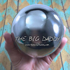 4″ THE BIG DADDY Bath Bomb Mold, Stainless Steel, FREE SHIPPING