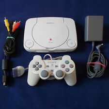 Ps1-PLAYSTATION ► PSONE | Bianca | completo incl. DUALSHOCK CONTROLLER | PSX ◄