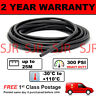 "3.2mm 1/8"" BORE DIESEL LEAK OFF PIPE OVERBRAIDED 300 PSI RUBBER HOSE 1 METRE"