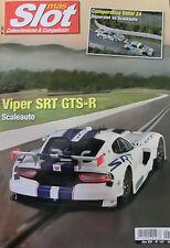 Magazine Mas Slot revista coleccionismo Mayo 2016 nº167 Viper SRT GTS-R