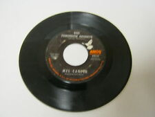 Mel Carter Kiss Tomorrow Goodbye/This Is Your 45 RPM