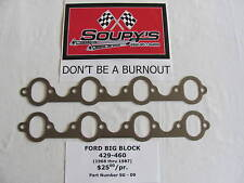 Ford Big Block 429-460 Exhaust Gaskets