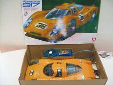 Porsche 917 #64, 1969, orange, Batterie, ASAHI (Made in Japan) 1:16
