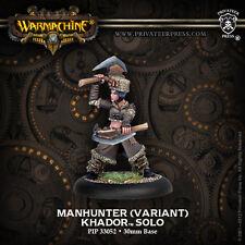 Warmachine BNIB - Khador Manhunter (Alt)
