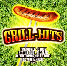 "GRILL-HITS ""Partyhits / Fetenkracher"" 42 Tacks 2CD-Box NEU & OVP Edel 2009"