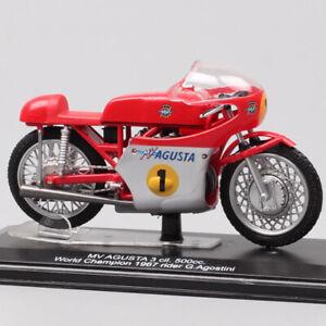 1/22 Italeri MV Agusta 500 Tre 1967 GP racing #1 G  motorcycle model toy