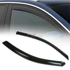 FOR 00-06 FOCUS ZX3 HB SMOKE TINT WINDOW VISOR SHADE/VENT WIND/RAIN DEFLECTOR