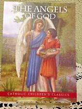 NEW *THE ANGELS OF GOD* Childrens Religious Book by Aquinas Press 32 pages *NEW*