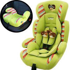 Kinderautositz Autokindersitz 9-36 Kg Gruppe 1+2+3 Kinder Auto Sitz Sitzerhöhung