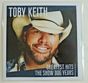 TOBY KEITH : GREATEST HITS - THE SHOW DOG YEARS ♦ CD ALBUM SAMPLER ♦