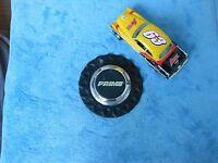 Prime Wheels Gloss Black Custom/Chrome Wheel Center Cap # 93