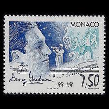 Monaco 1998 - 100th Anniv Birth of George Gershwin Composer - Sc 2092 MNH