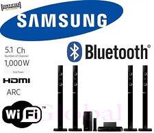 Samsung 5.1CH 3D Bluray Home Theatre System 1000W Surround Sound Set HTH6550WM