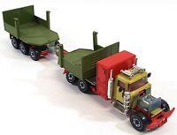 Siku #4013 Mack Transporter Vintage W. Germany 074EA