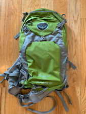 Osprey Stratos 24 Daypack *Rain Cover *Ultralight, Rugged Adventure Gear *Large