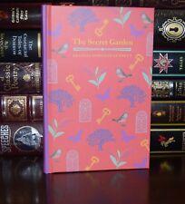 Secret Garden by Frances Burnett Unabridged New Illustrated Hardcover  Gift