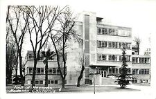 c1940 RPPC Postcard; Hall of Records Modesto CA Stanislaus County Unposted