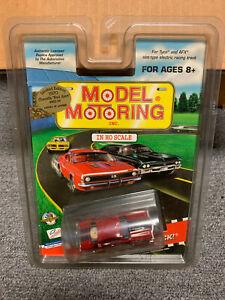 "Sealed Model Motoring Aurora T-JET ""RED ALERT"" '70 Chevelle (Limited Edition!)"