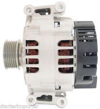 Alternator fit Volkswagen Tiguan 5N 155 TSi engine CCZB 2.0L Petrol 11-14