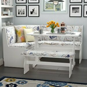 Breakfast Nook Dining Furniture Sets With 3 Items In Set For Sale In Stock Ebay