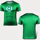 Hombre Marvel Camiseta Compresión superhéroe Base Capas Top Manga Corta Fitness
