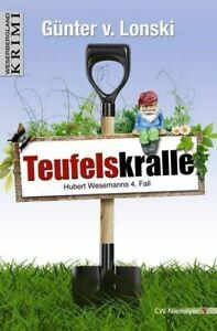 Teufelskralle (Weserbergland-Krimi)  - Günter von Lonski (Taschenbuch)