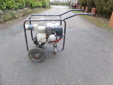"£350 + vat Daishin SWT-80HX- 3"" Water Pump Honda Petrol Driven Trash Pump"