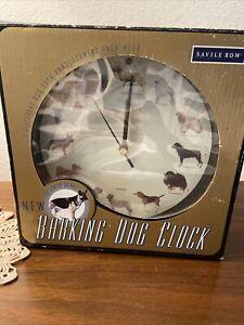 barking dog clock