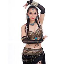 DSF859# Belly Dance Bauchtanz Kostüm Tribal ( Top, Hüfttuch ) 6 Farben