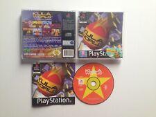 Kula World  (PAL, CIB) - Sony PlayStation 1 / PS1 / PSX