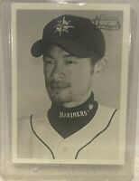 2001 Bowman Heritage #352 Ichiro Rookie Card Excellent Conditions