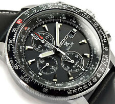Reloj Seiko SSC009P3 Prospex Solar Crono Alarma Nuevo con Box y garantía