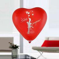 """Ballons """"Seni seviyorum"""" balonu en latex (lot de 10) modèle envoyé aléatoirement"""