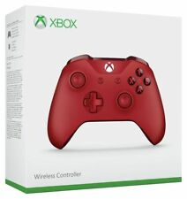 Genuine Microsoft Xbox One Wireless Controller S Red boxed